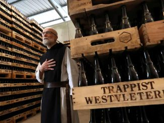 Belgian monks launch website sell beer