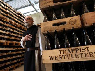 Belgian monks launch website sell beer