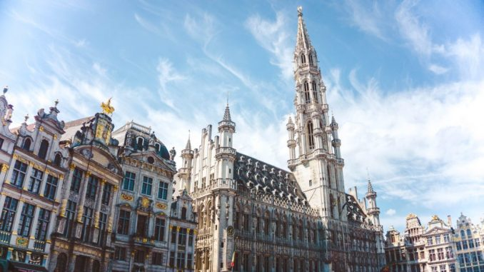 Brussels rank most expensive city