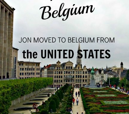 interview expat Belgium from USA